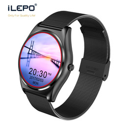 Wholesale Monitor Iphone - N3 Sport Bluetooth Smart Watch for IOS iPhone Android Phone Smartwatch Heart Rate Monitor WhatsApp smartwatch