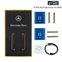Wholesale Programmer Mercedes Mb - for Mercedes for Benz New For BENZ IR NEC Key Programmer MB IR key prog Auto NEC key programming