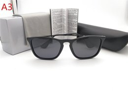 Wholesale Designer R - AAAA+Square frame R Brand Designer Sunglasses Fashion Sunglasses For Men and Women for party driving Polarized Sunglasses no Velvet With box