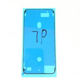 google chromecast all'ingrosso Sconti 2 pz hight quality originale anteriore impermeabile adesivo colla nastro adesivo per iphone 6 / 6s 6/6 splus 7/7 plus lcd frontale telaio adesivo