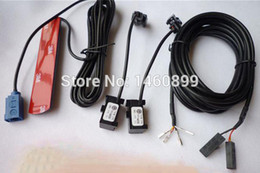 Wholesale Microphone Antenna - Wholesale-Dual Bluetooth microphone ,5-Series X1 F18 Bluetooth antenna, Bluetooth Car Kit