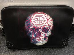 Wholesale Envelope Green - Spring Fashion Classic pp brand handbag VISETOS Shoulder TotesBag Rain girlhood Element Rivets Love Backpack Bag skull