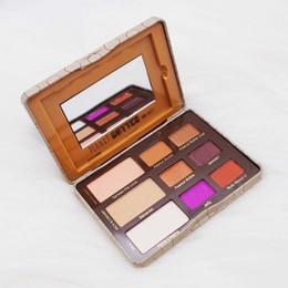 Beurre de cacahuètes Jelly Eyeshadow palette crémeuse Decadent 9 couleurs pleine taille neuf DHL gratuit ? partir de fabricateur
