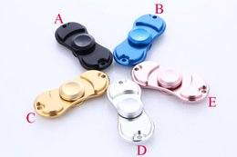 Wholesale Games Crazy - Best Price 2017 New Aluminum Fidget Toy Hand Spinner Toys Hand Tip Torqbar Style Ceramic Bearing Crazy Spinner Toy Fum Games In Stock
