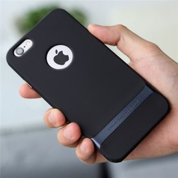 Wholesale Iphone Case Supplier - Original ROCK Supplier Liquid Shockproof Luxury TPU Case For Iphone 6 and iPhone 6Plus Cover Stylish Disign