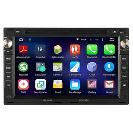 Wholesale Dvd Bora - 7'' Android 6.0 Car DVD Stereo Player For VW Jetta   Polo  Bora   Golf 4   Passat B5