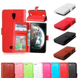 Wholesale Lenovo Metal Case - Wholesale- For Lenovo A2010 Phone Bag Book Cover Wallet PU Leather Bag Flip Case For Lenovo A 2010 Angus2 Phone Skin Case With Card Holder