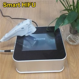 Wholesale China Smart Products - China top ten selling products smart hifu portable beauty equipment personal ultrasound machine face lifting machine