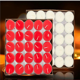 Wholesale Votive Candle Cups - 2 Hours Scented Candle Hosley's Set of 50 Tea Light Candles 4 Fragrance Option Tealights Parties Votive Wedding Spa Product