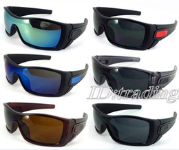 Wholesale New Style Glasses Frames - 9 COLORS NEW FASHION STYLE FOR MEN'S BATWOLF SUNGLASSES WOMEN SPORT SUNGLASS DESIGNER GLASSES FREE SHIPPING.