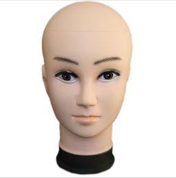 Wholesale Training Model Head - male Mannequin Head Hat Display Wig training head model men's head model