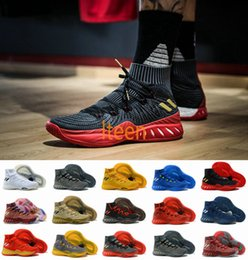 Wholesale Crazy Sales - 2017 New Crazy Explosive Boost Andrew Wiggins Basketball Shoes for Cheap Sale Mens Sports Training Sneakers Size 7-12 Free Shipping