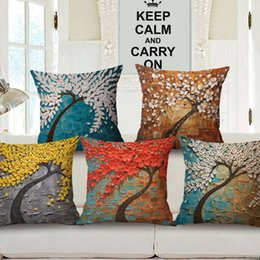 Wholesale Cheap Throw Cushions - Wholesale Cheap Yiwu Product Stereo Print Design Throw Pillow Case Home Decor Sofa Cushion Cover Without Inner
