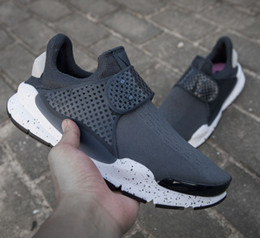 Wholesale Low Heel Sneakers For Men - Fashion Boots New Sock Dart Tech Fragment Design Shoes For Women Men Lightweight SE Socks Sneakers Outdoor Shoes Size 5.5-10