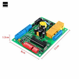 Wholesale Rs485 Ptz Camera - RS485 Decoder Board Module For Arduino CCTV PTZ Camera System Universal Indoor Integrated Circuits New Electric Boards Modules