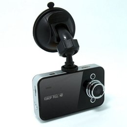 Wholesale Vehicle Motion Detection - 2.4 inch 1080P Car DVR Recorder K6000 Full HD screen Vehicle Cameras Recorder Vehicle Black box DVR Night Version with Wide Angle