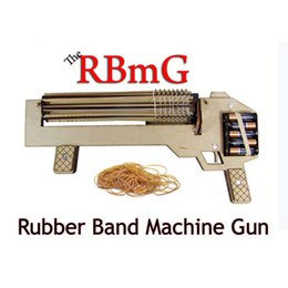 Wholesale Ultimate Models - 1Piece RBMG Rubber Band Machine Gun Shoots Up to 10 Rounds Per Second Ultimate Office Warfare
