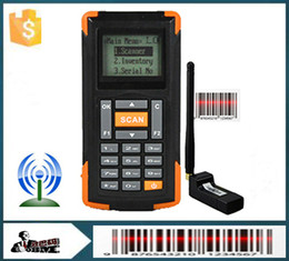 Wholesale Handheld Barcode - OBM-M3 1D laser scanner,Handheld Wireless Inventory Barcode Data Collector