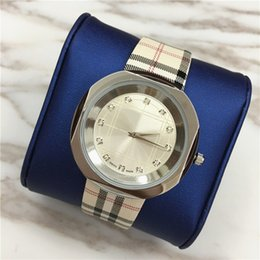 Wholesale Japan Water Resistant Watch - Fashion Women watches Classic watch High Quality Japan Movement Genuine Leather Small Eyes Crystal Gifts Accessories 15pcs DHL free Leisure