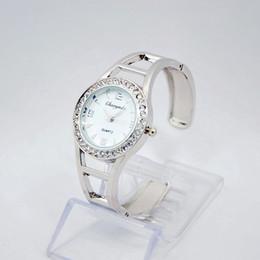 Wholesale Elegant Bangle Watch - Wholesale- CYD CHAOYADA 2016 New brand fashion Women dress watches Casual Style Bangle Elegant Quartz Watch Bracelet Watch Free Shipping