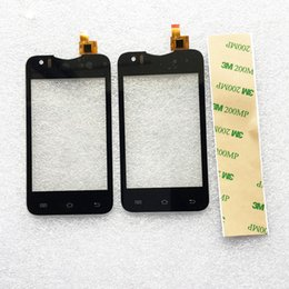 Wholesale Screen Star Replacement - Wholesale- New Glass Panel Touch Screen Digitizer For Explay A350TV A360TV For Star TV A350 Touchscreen Touch Panel sensor Replacement