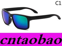 Wholesale Sunglasses Goggles Cycling Glasses Sports - Promotion HOT SALE Brand Polarized Sunglasses Men Women's Sport Cycling Glasses Eyewear Goggles Eyewear 10 color options MOQ=10pcs