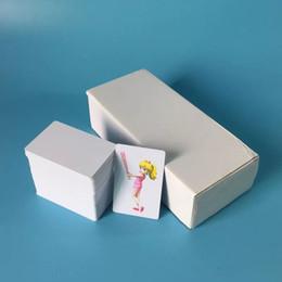 2019 karte leer glänzend Großhandels- 4600pcs glatter unbelegter druckbarer Identifikation Inkjet PVC Karte 20boxes DHL geben Verschiffen frei günstig karte leer glänzend