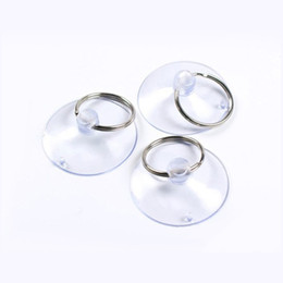 Wholesale Repair Disc - large 45mm diameter transparent soft strong power mushroom head suction sucker sucking cup plate disc repair