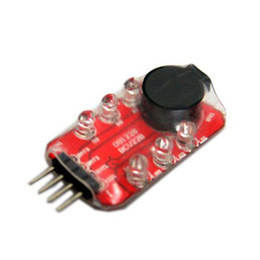 Wholesale Rc 4s Lipo - 5pcs RC Lipo Battery Low Voltage Monitor Alarm Tester Buzzer indicator Detector High Quality for 2-4S
