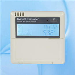 Wholesale Solar Water Heaters Controller - Separated pressurized solar water heater controller SR81, same function and same used method with old model SR868C8