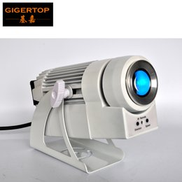 Wholesale Good Film - Freeshipping 60W Stage Led Logo Light RGBW 4IN1 White Color Optional Coated Film Lens Good Quality Optical Martin Version TP-E27