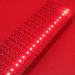 2019 led-streifen aluminium Schwachstrom-Verbrauchs-Streifen, der 5PCS DC12V Aluminium 50CM SMD 5050 harte LED-Streifen-Leuchte mit 36 LED 30LEDs beleuchtet Auf Verkäufen günstig led-streifen aluminium