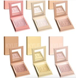 Wholesale More Easy - HOT Makeup Highlighters Kylighters French Vanilla, Salted Carmel and MORE DHL Free shipping+GIFT