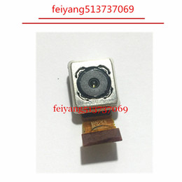 Wholesale Camera Xperia - Original Rear Back Camera Module for Sony Xperia Z5 Compact Back Facing Camera Replacement Part for sony Xperia Z5