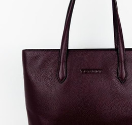 Wholesale Material Shoulder Bags - Women's Handbag Genuine Leather Tote Shoulder Bags Soft Hot,Cowhide leather, the lining is polyester,durable material, large capacity and it