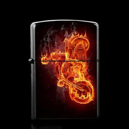 Wholesale Electronic Advertising - Metal lighters Wholesale-Special mirror plate bright chrome kerosene lighter lighters in advertising preferred,cigarette lighter wind-proof