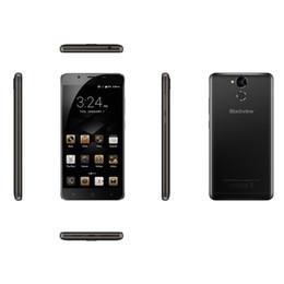 "Wholesale P2 Video - Original Blackview P2 Lite Smartphone Android 7.0 MTK6753 Octa-core 3GB+32GB 13MP+8MP 6000mAh Fingerprint 5.5"" inch 1080p 4G Mobile Phone"