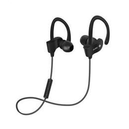 Canada Bluetooth Sport écouteur sans fil crochet d'oreille type écouteurs bluetooth stéréo fil contrôle casque avec micro pour iPhone XiaoMi Samsung téléphones supplier mic hook Offre