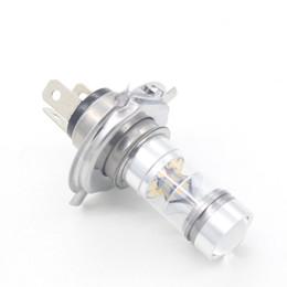 Wholesale H4 12v - 100W H4 H7 9005 9006 H11 LED Bulb 20 SMD Cree DRL Car Fog Light DC 12V~24V 360 Degree White interior lighting Parking Lampochka Bombillas