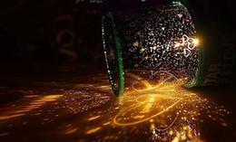 2019 diy estrela projetor luz noturna A nova lâmpada de projetor estrela iraquiana auto-rotação com música Star Light Star LED Night diy estrela projetor luz noturna barato