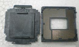 Wholesale ball socket - Wholesale- LGA 1150 LGA1150 CPU Motherboard Mainboard Soldering BGA Socket W  Tin Balls PC diy