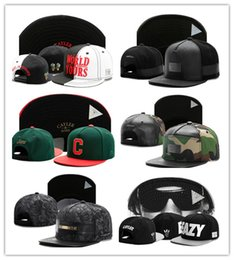 Wholesale Adults Headwear - 2017 Summer Snapbacks baseBall Hats Fashion Street Headwear adjustable size Cayler & Sons custom football baseball caps Free Shipping