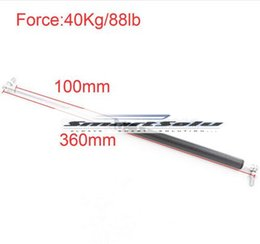 Wholesale Furniture Gas Strut - Auto Gas Springs for Car 100mm*360mm 40KG 88lb Force 100mm Stroke Gas Spring for Furniture Gas Strut Door 360mm Central Distance