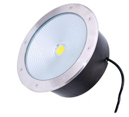 Wholesale Outdoor Led Recessed Light - led underground light outdoor buried recessed floor lamp Waterproof IP65 Landscape stair lighting 10W 20W 30W 40W 50w AC85-265V DC12V