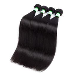 Wholesale Bella Virgin Hair - Factory Wholesale Brazilian Hair Grade 7A High Quality Silky Straight Indian Hair Bundles Malaysian Peruvian Virgin Hair Bella