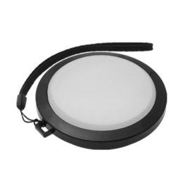Wholesale 82mm Camera Filters - Wholesale-HFES 82mm White Balance DC DV Camera Lens Cap Filter Mount