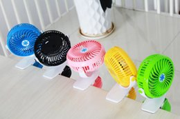 Wholesale Small Clip Fan - Mini USB Fan 4Pin Clip Flexible Small-scale Portable Super Mute Cooler Cooling For iPhone Samsung Android Cellphone Mobile power