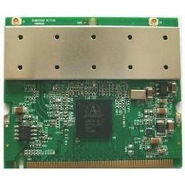 Scheda wifi pci n online-Wholesale- SSEA Network Card per Atheros AR9220 Mini PCI 2.4 / 5GHz 802.11a / b / g / n Scheda WLAN wireless 300Mbps