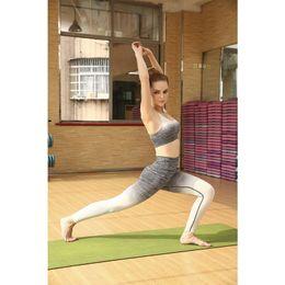 Wholesale Wholesale Yoga Style Clothing - Woman new style hanging fast-drying tights yoga clothes sportswearYogaRunning sportswear Breathe Freely Sweat Uptake