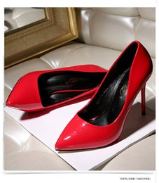 Wholesale Hot Pink High Heels Wholesale - Wholesale free shipping factory price hot seller sexy shoe stiletto Mules platform women pointed toe shoes sweet shoe